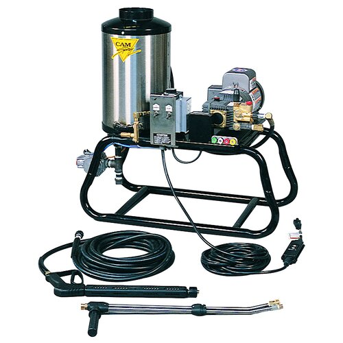 Cam Spray ST Series 2000 PSI Hot Water Liquid Propane Pressure Washer