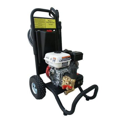 2700 PSI Cold Water Gas Pressure Washer with 6.5 Honda Engine