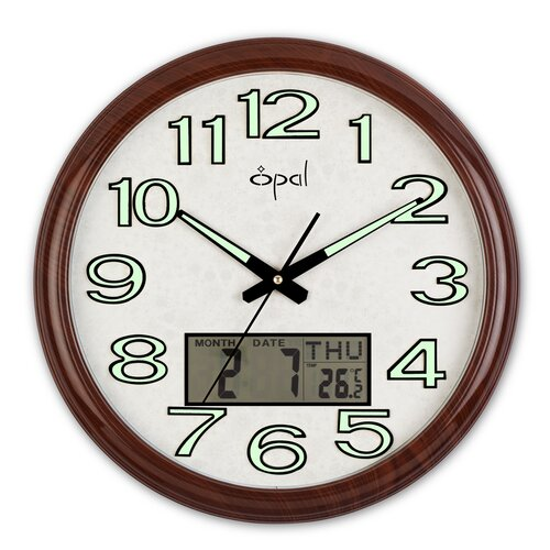 wall clocks mechanism atomic wayfair