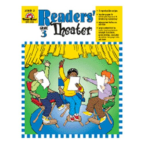 Evan-Moor Readers Theater Gr 3