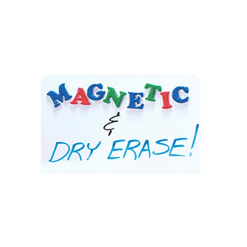 "Flipside Magnetic Dry Erase 1' 6"" x 2' Whiteboard"
