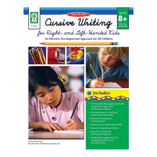 Frank Schaffer Publications/Carson Dellosa Publications Cursive Writing For Right & Left