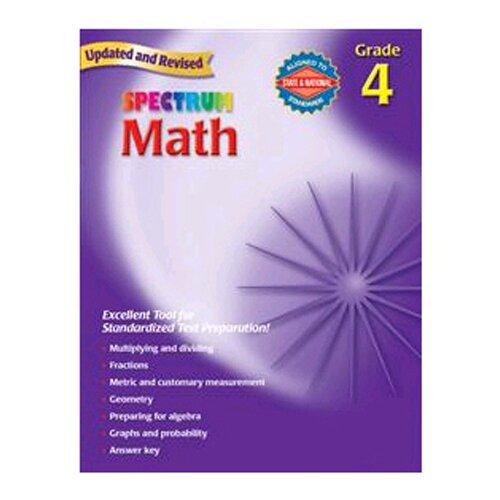 Frank Schaffer Publications/Carson Dellosa Publications Math Gr 4 Starburst