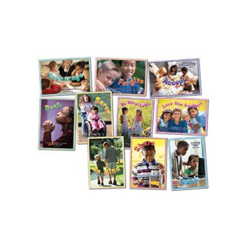 Frank Schaffer Publications/Carson Dellosa Publications Love One Another Bb Sets 3-pk