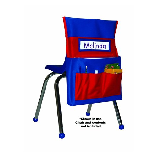 Frank Schaffer Publications/Carson Dellosa Publications Chairback Buddy Blue/red