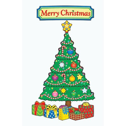 Frank Schaffer Publications/Carson Dellosa Publications Bb Set Mini Christmas Tree