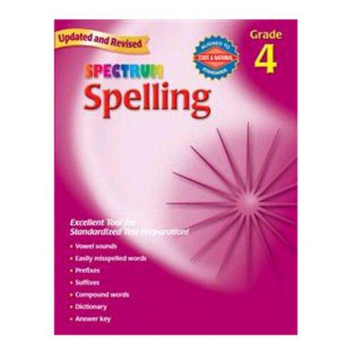 Frank Schaffer Publications/Carson Dellosa Publications Spelling Gr 4