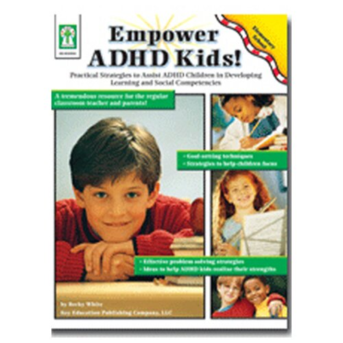 Frank Schaffer Publications/Carson Dellosa Publications Empower Adhd Kids
