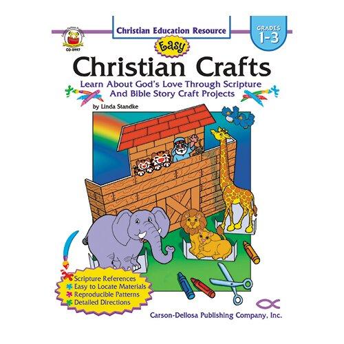 Frank Schaffer Publications/Carson Dellosa Publications Easy Christian Crafts Gr 1-3
