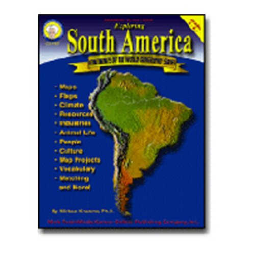 Frank Schaffer Publications/Carson Dellosa Publications Exploring South America