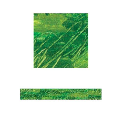 Frank Schaffer Publications/Carson Dellosa Publications Squiggly Green Straight Border