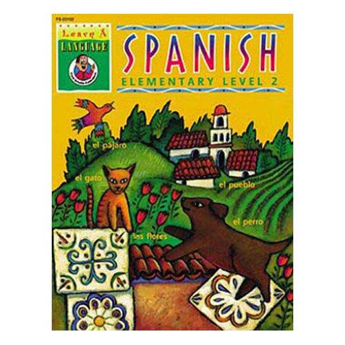 Frank Schaffer Publications/Carson Dellosa Publications Spanish Gr 2 Learn-a-language