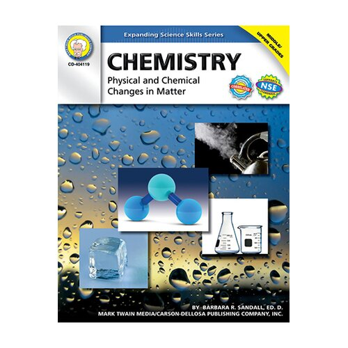 Frank Schaffer Publications/Carson Dellosa Publications Chemistry Physical & Chemical