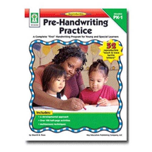 Frank Schaffer Publications/Carson Dellosa Publications Pre-handwriting Practice