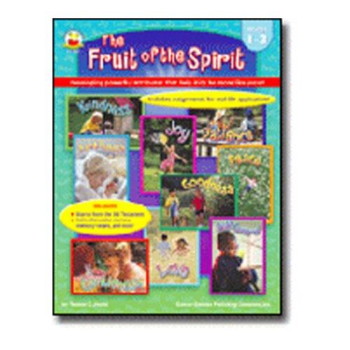 Frank Schaffer Publications/Carson Dellosa Publications The Fruit Of The Spirit Gr 1-3