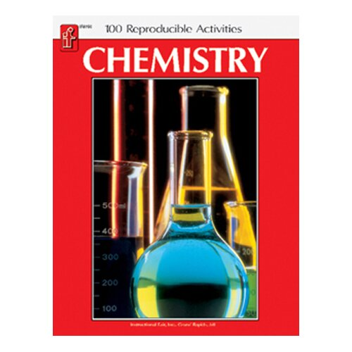 Frank Schaffer Publications/Carson Dellosa Publications Chemistry 100+ Gr 9-12