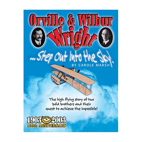 Gallopade Orville & Wilbur Wright Step Out