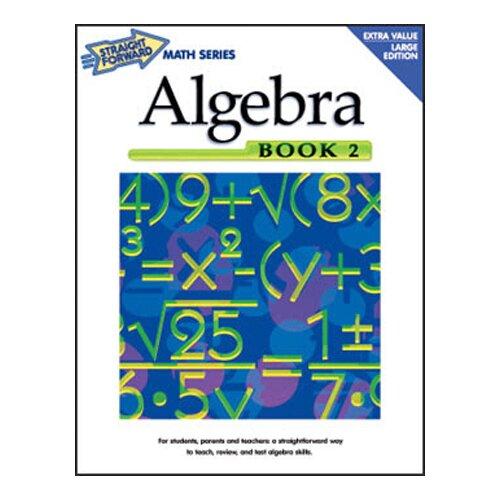 Garlic Press Algebra Book 2 Straight Forward