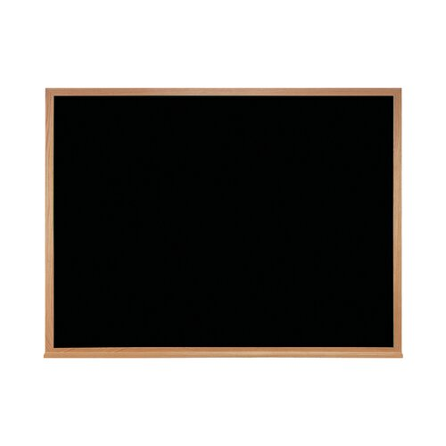 Ghent Wood Frame Duroslate Chalkboard