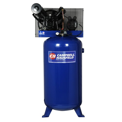 Campbell Hausfeld 80 Gallon 5 HP 230V Two Stage Air Compressor