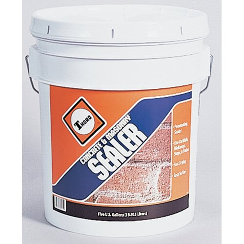 Thoro 5 Gallon Concrete & Masonry Sealer™ T1956