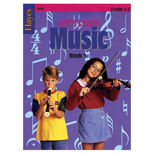Hayes School Publishing Lets Learn Music Book 1 Primary