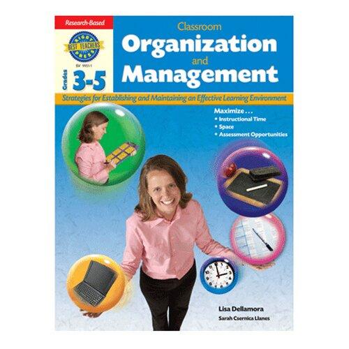 Houghton Mifflin Harcourt Gr 3-5 Classroom Organization &