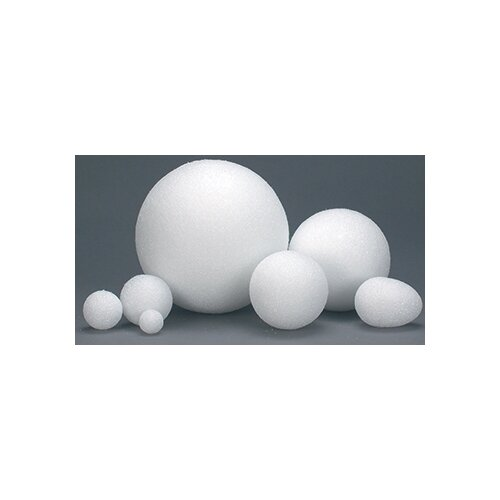 Hygloss Products Inc Styrofoam Balls 1 100 Pieces