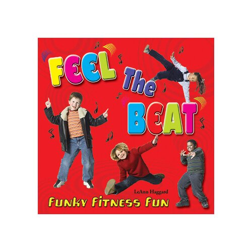 Kimbo Educational Cd Feel The Beat Fitness Fun