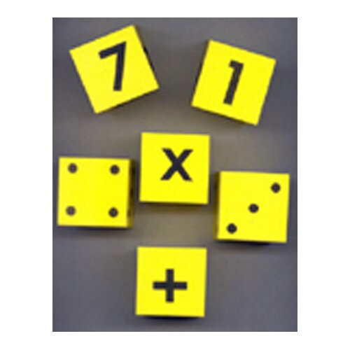 Koplow Games Inc Foam Dice 2