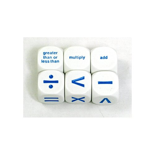 Koplow Games Inc Math Operation Dice