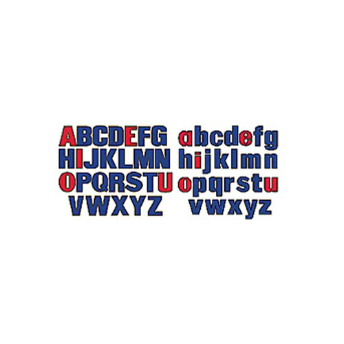 Little Folks Visuals Upper & Lower Case Letters
