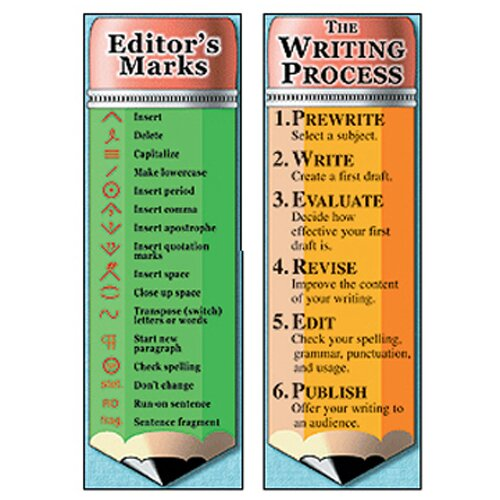 McDonald Publishing The Writing Process And Editors Ma