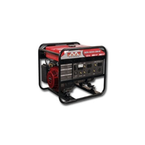 Mi-T-M Generator 13.0Hp Honda Ohv 6000 W/Electric Start