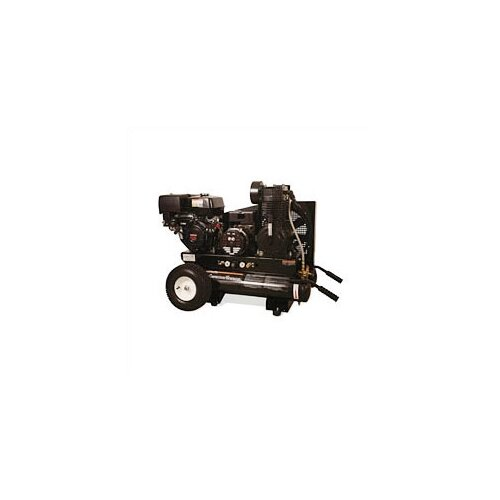 Mi-T-M 8 Gallon 389cc Honda OHV Engine Air compressor