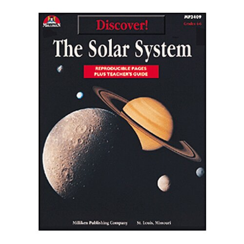 Milliken & Lorenz Educational Press Discover Solar System Gr 4-6