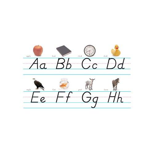 Northstar Teacher Resource Alphabet Lines Modern Manuscript