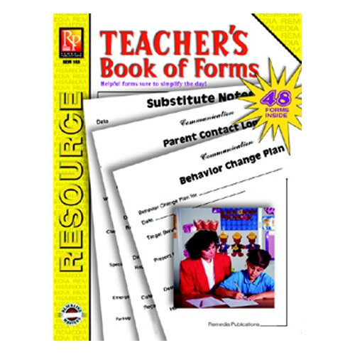 Remedia Publications Teachers Book Of Forms