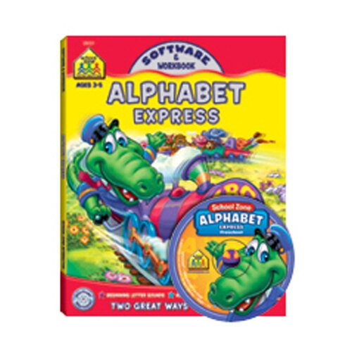 School Zone Publishing Alphabet Express Software And