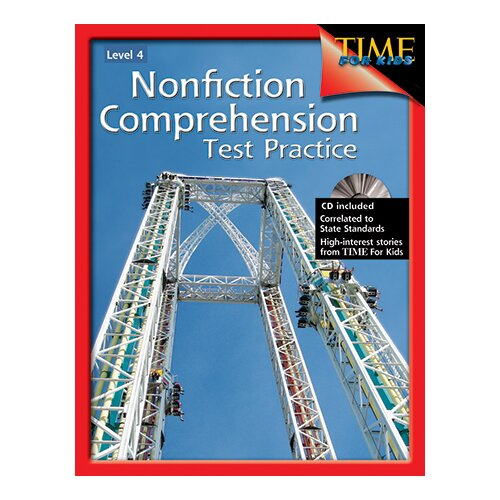 Shell Education Nonfiction Comprehension Test