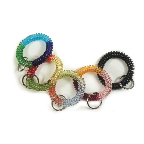 The Pencil Grip Wrist Coil Tricolor Carded