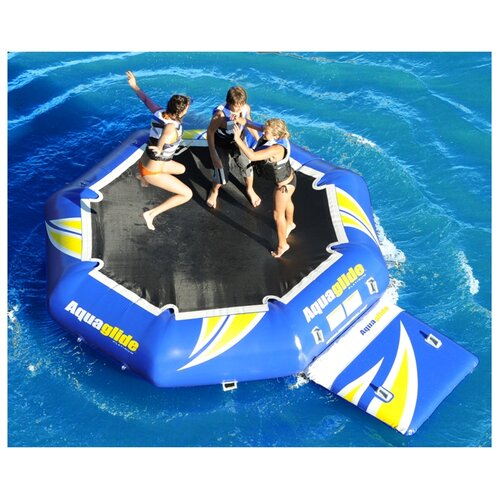 Aquaglide 12' Water Platinum Bouncer