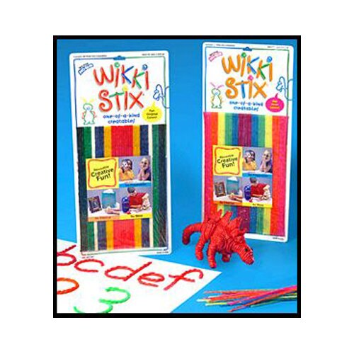 Wikki Stix Wikki Stix Primary Colors