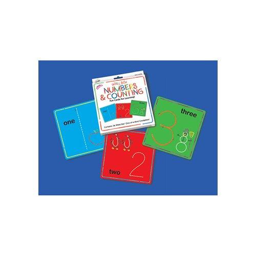 Wikki Stix Wikki Stix Numbers & Counting Cards