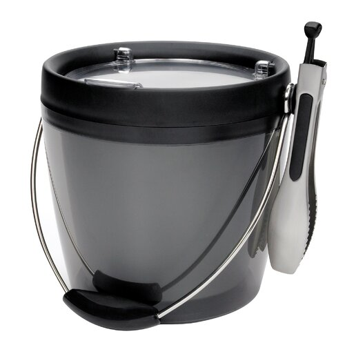 Good Grip Ice Bucket with Tongs