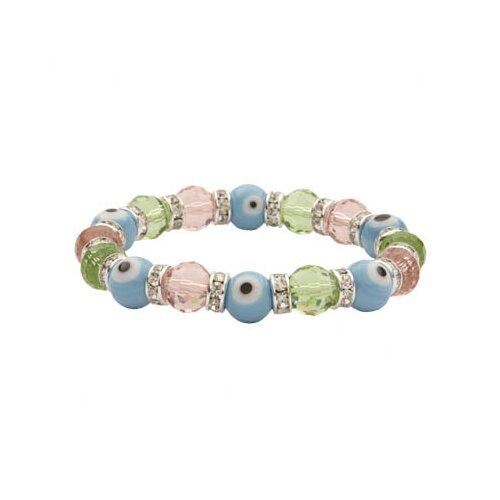 Evil Eye Gorgeous Glass Bracelet