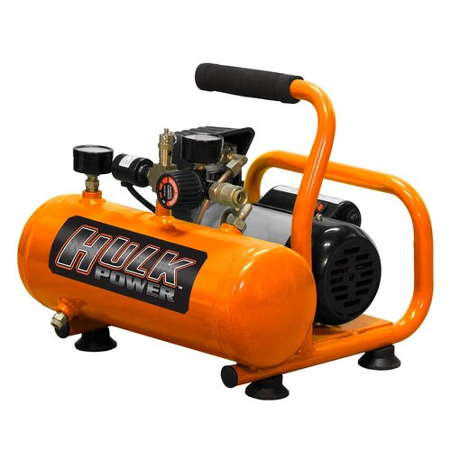 0.5 HP Oil Free Portable Air Compressor