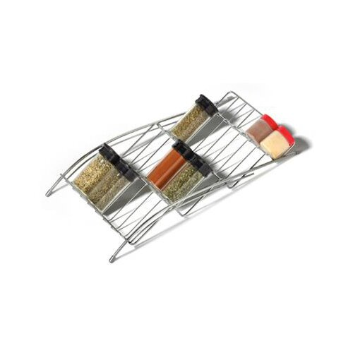 Spectrum Diversified Drawer Spice Rack in Chrome