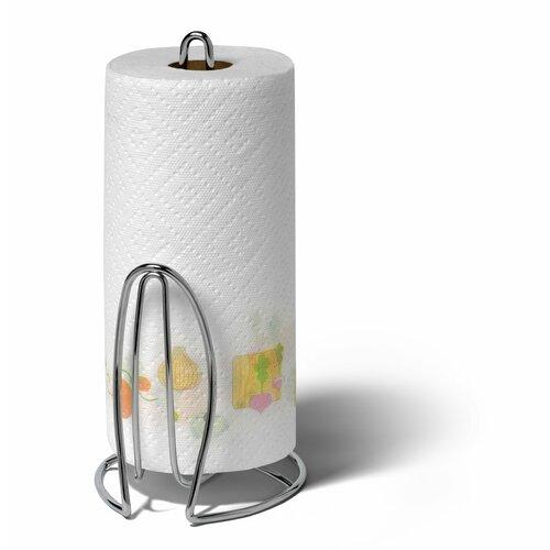 fox run craftsmen countertop vertical paper towel holder reviews wayfair. Black Bedroom Furniture Sets. Home Design Ideas
