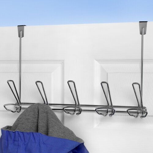 Mobius 5 Hook Rack